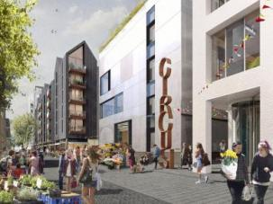 Circus Street - Brighton