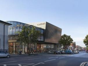 Eltham Town Centre - Cinema